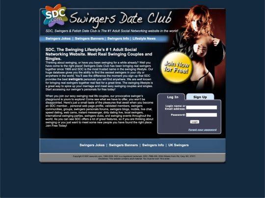 swingersdateclub.com