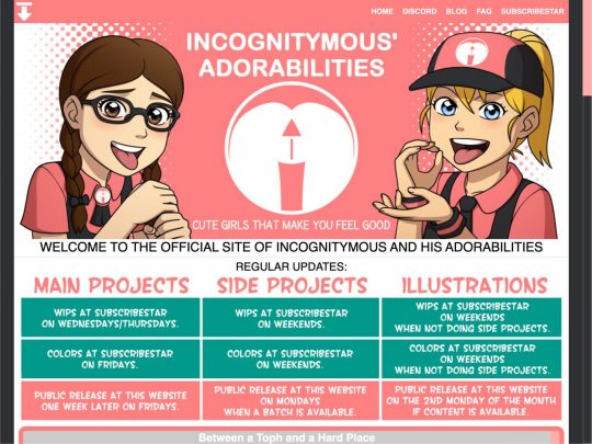 incognitymous.com