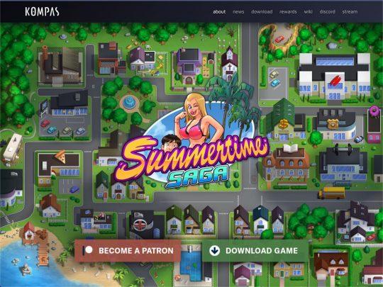 summertimesaga.com
