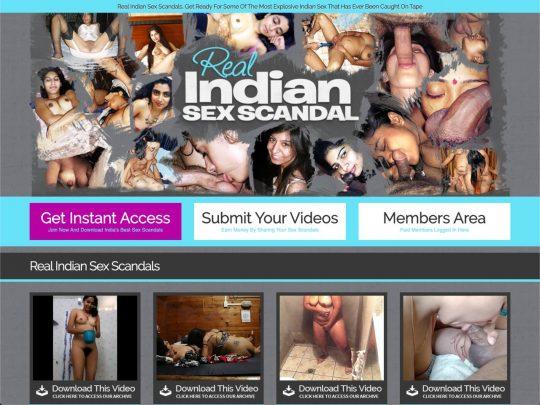 realindiansexscandals.com