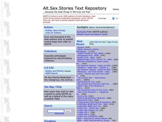 asstr.org