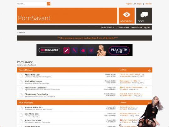 pornsavant.com