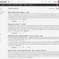 xhamster.com stories