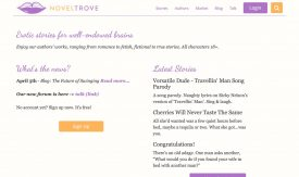 noveltrove.com