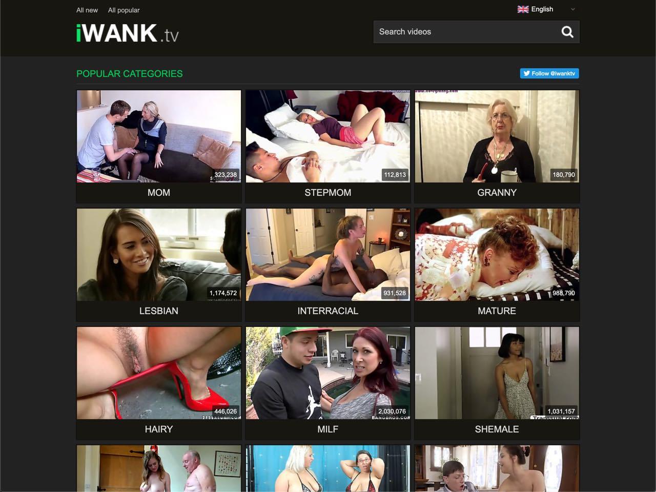 I Wank Porn